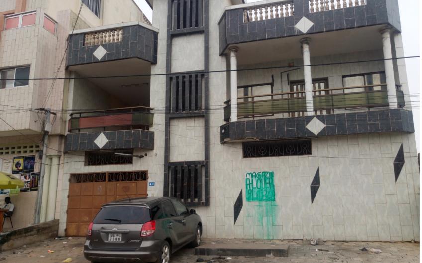 Immeuble à vendre à AKPAKPA Dédokpo