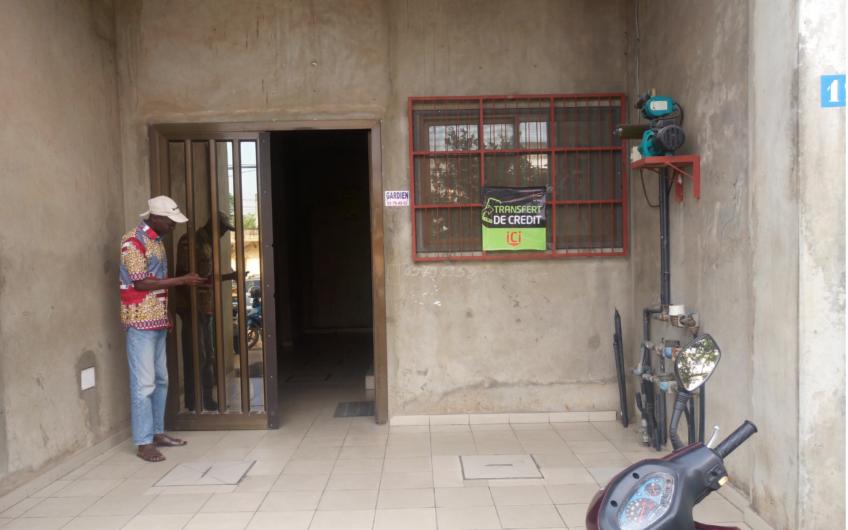 Immeuble à vendre à ZONGO